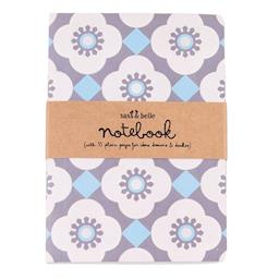 Mediterranean Mosaic Pocket Notebook 1