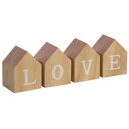House Shape Love