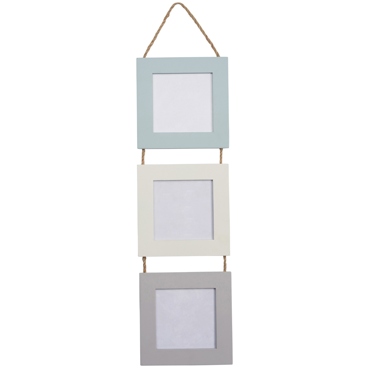 Triple Hanging Picture Frame - 3 colours - Mint and Molly