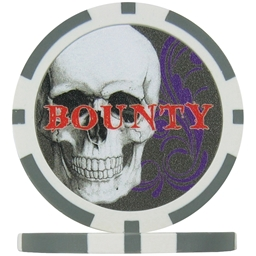 Bounty Chip Skull Grey