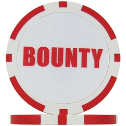 Red Bounty Chip Bold Text