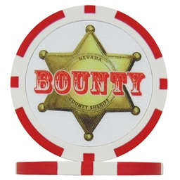 Bounty Red Sheriff