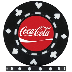 Ultra Direct to Chip Custom Printed Poker Chips