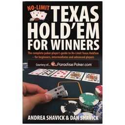 No-Limit Texas Hold'em for Winners