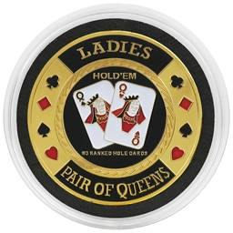 Cased Ladies Card Guard