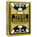 COPAG Gold Black Texas Hold'em Playing Cards