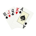 COPAG Gold Texas Hold'em Playing Cards
