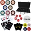 Crown Casino Royale 300 Piece 14g Poker Chip Set