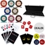 Crown Casino Royale 500 Piece 14g Poker Chip Set