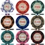 Casino Royale Poker Chips - Sample Pack