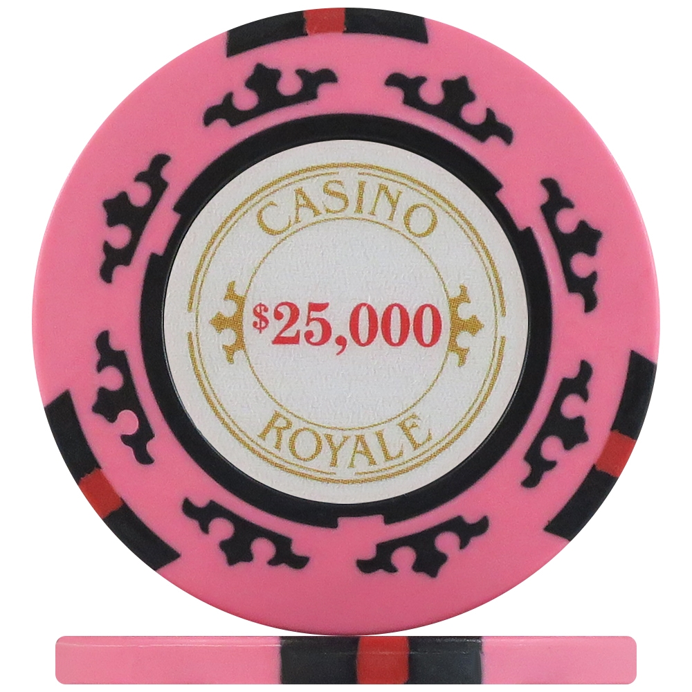 Poker stake starting with a