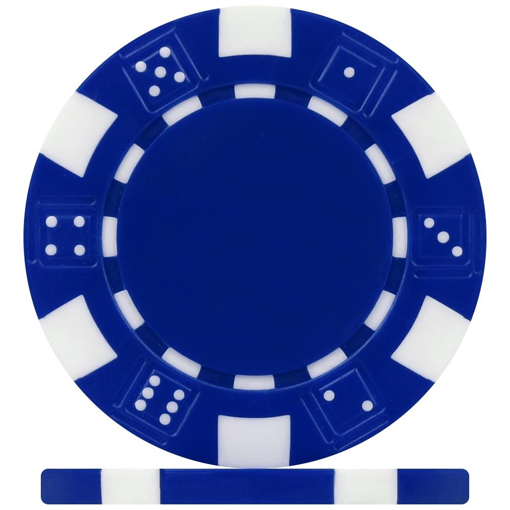 Poker Blue Chip