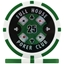 Full House Poker Club Poker Chips - Green 25