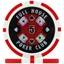 Full House Poker Club Poker Chips - Red 5
