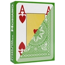Modiano - Light Green Poker Plastic Playing Cards