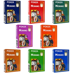 Modiano Poker 4 Corner Jumbo Index Playing Cards