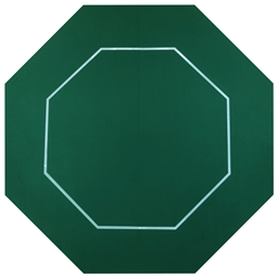Octagonal Folding Poker Table Top