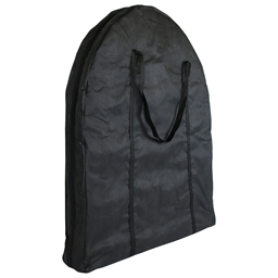 Oval Folding Padded Poker Table Top Bag