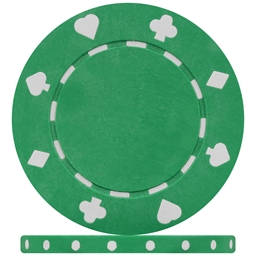 Clearance Suited Poker Chips