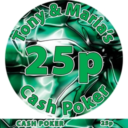 Cash and Tournament Poker Chips