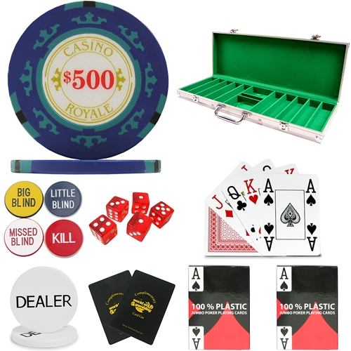 poker chips casino royale
