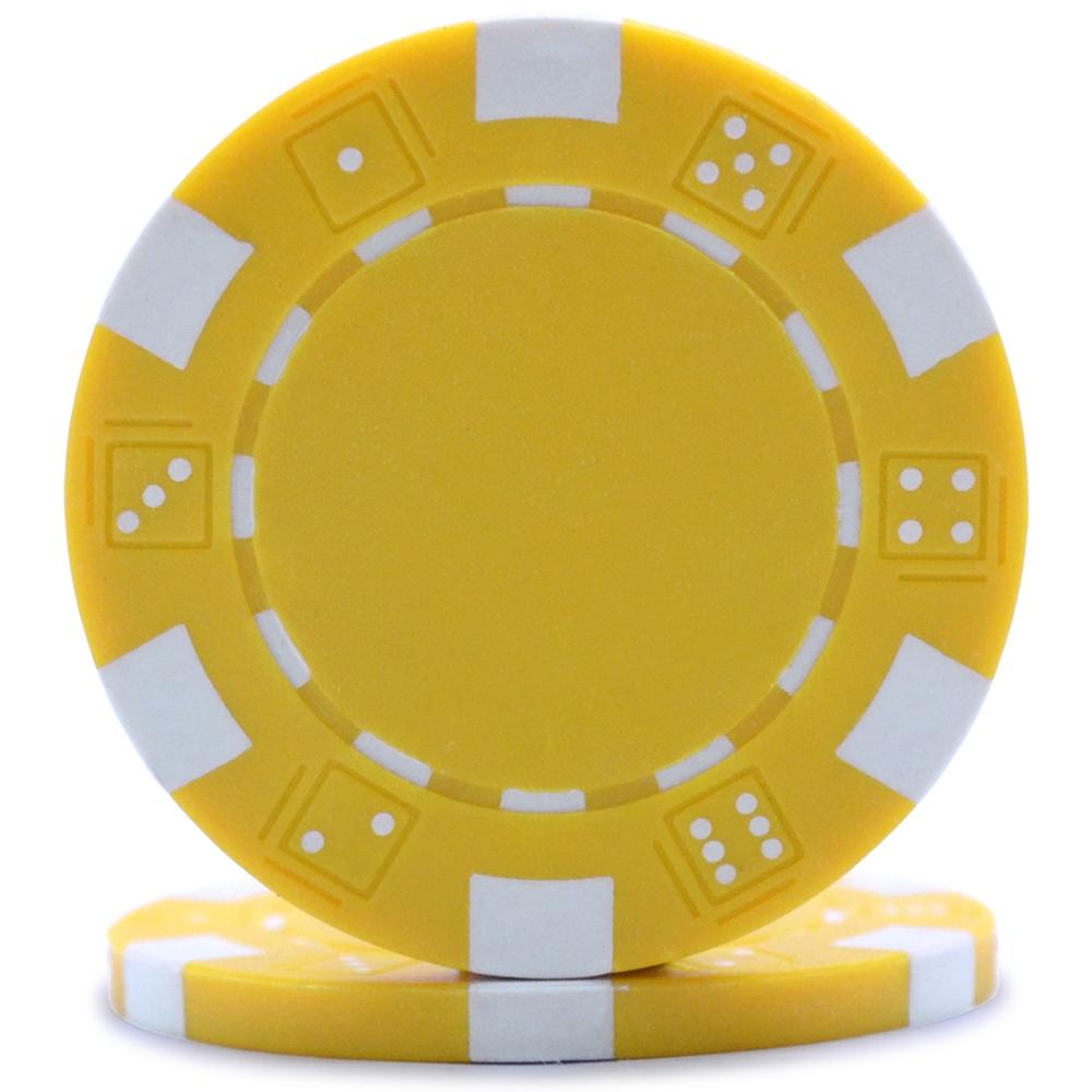 JPC 500 Piece Crown Casino 135g Clay Poker Chips