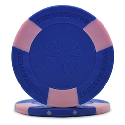 Tri-Gen Tournament Poker Chips Blue