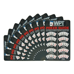 WPT Poker Guide - 10 Pack